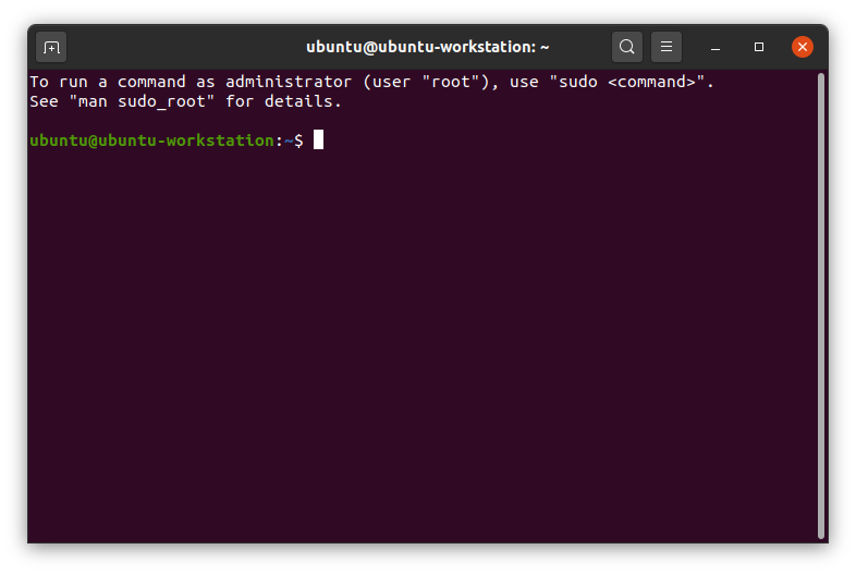 image from Setting Up an Ubuntu Modelling Environment